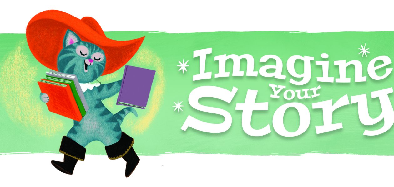 Imagine Your Story: 2020 Virtual Summer Reading Program (Ages 0-17)