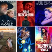 New Movies on Our Roku (and on disc)!