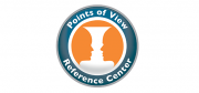 Points of View Reference Center logo