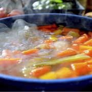 Stone Soup: Story, Buffet, and Food Drive