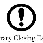 Closing Early November 20