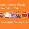 5th Annual Costume Parade