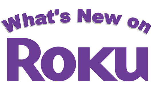 New on Roku!