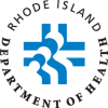 RI Department of Health logo