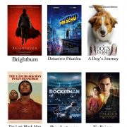 August's New Titles on the Roku!