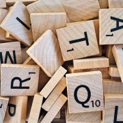 Sunday Scrabble Scramble is back!