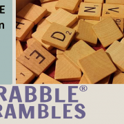 Scrabble Scramble