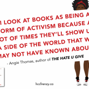 Living Literature Presentation of THE HATE U GIVE (This year's Read Across Rhode Island Title)