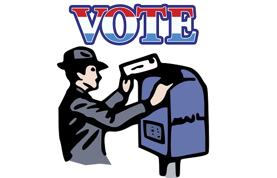 Primary Mail Ballot Applications